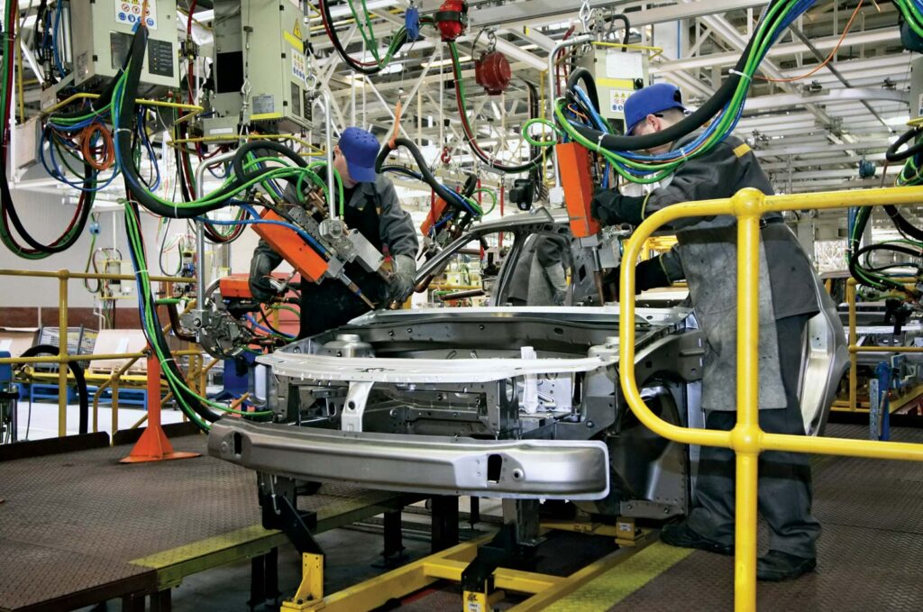 Business Excellence within the Automotive Industry